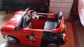 Vendo Auto de juguete a control remoto