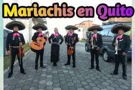 Mariachi Fiesta Mexicana Quito Norte Atahualpa Mañosca aniversarios cumpleaños