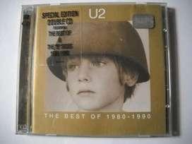 u2 best 1980 2 cd detalle en 1 cd