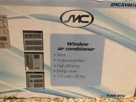 Aire Acondicionado SMC de 8.000 BTU personas serias negociable .