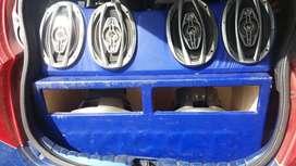 Sonido de carro original