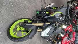 Vendo Ninja Ranger Ycf250