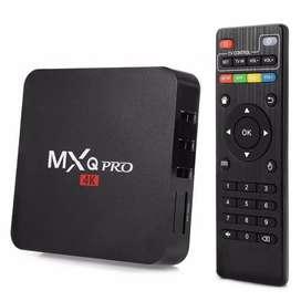 Tv box Convierte tu Televisor viejo en Smartv tvbox