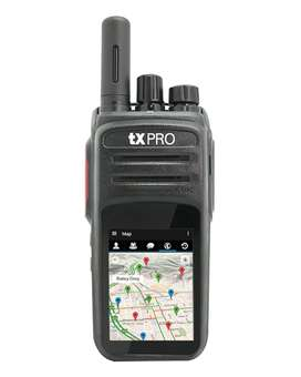 "Kit Radio TXPRO R58A 3G IP66 Con Pantalla 2.4"" Compatible Con NXRADIO"