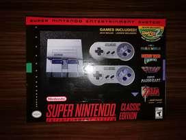 Super Nintendo mini - Nuevo.