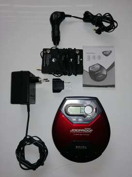 Philips Portable CD Player  Discman