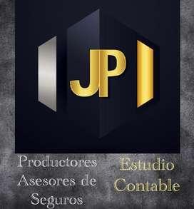 JP PRODUCTORES ASESORES de SEGUROS ESTUDIO CONTABLE