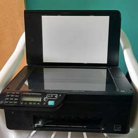 Impresora multifuncional hp officejet 4500.    Negociable