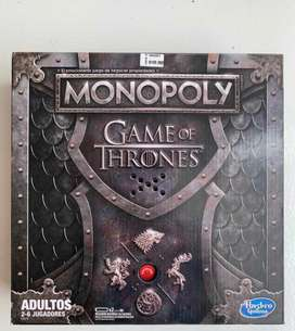 Monopoly game of trones
