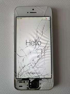 Iphone 5s para repuestos
