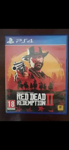Vendo Red dead redemption 2 negociable
