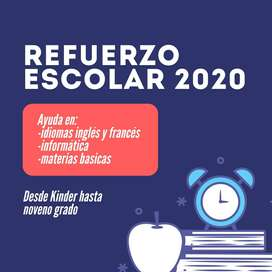 CLASES PARTICULARES - TUTOR ONLINE
