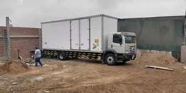 Vendo camión volwagen