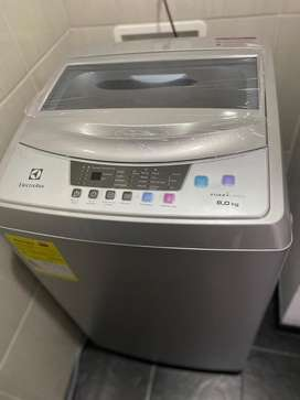 Lavadora Electrolux un mes de uso