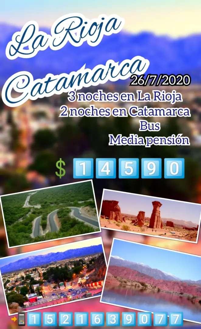 LA RIOJA Y CATAMARCA Pre venta de Vacaciones de Invierno 0