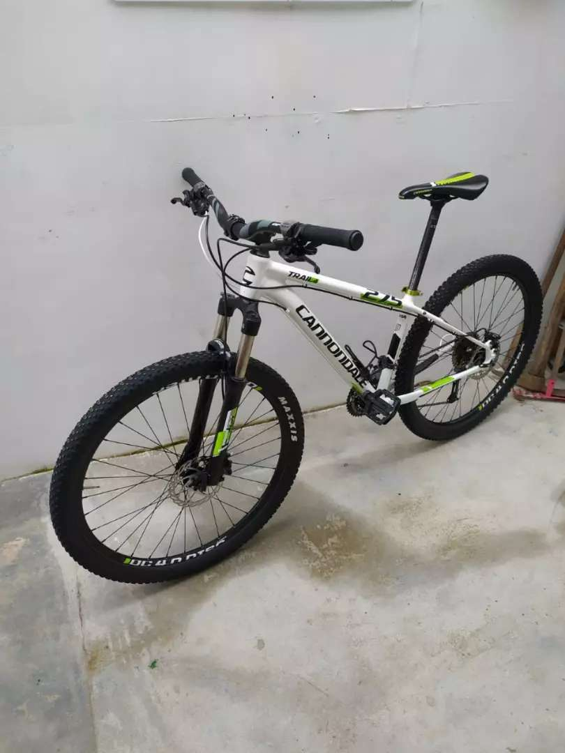 Bicicleta Cannondale trail 4 modelo 2014