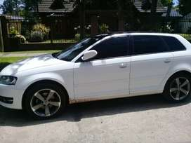 AUDI A3 IMPECABLE AUTOMATICO