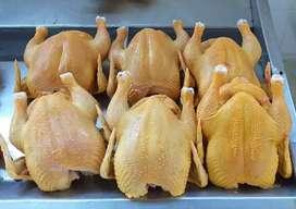 Pollo campesino