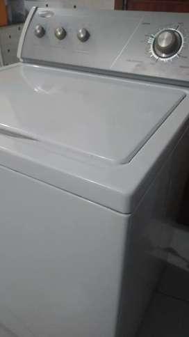 Potente lavadora Whirlpool americana 30 libras