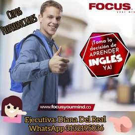 Focus Your Mind Cupos Preferenciales