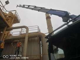 Servicio de alquiler de camión grúas
