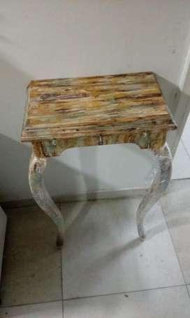 mesas para pared