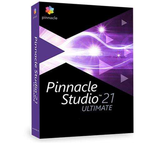 PINNACLE Studio 21.5 Ultimate BARATO 0