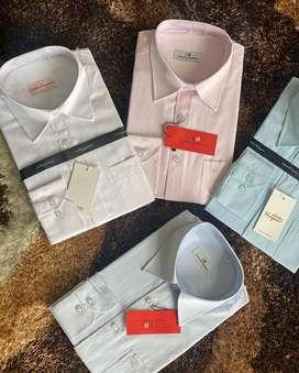 camisas SALVATORE FERRAGAMO  formales elegantes para hombre