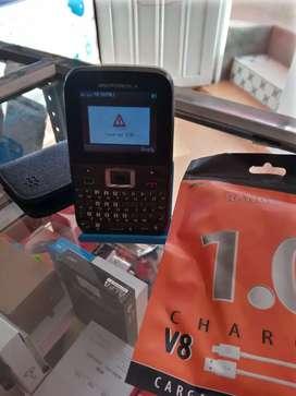 Motorola básico doble SIM 100% operatovo