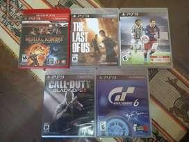Juegos PS3 físicos excelente estado! Ver precios en descripción