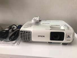 Video proyector nuevo EPSON powerLite s27