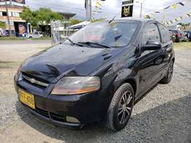 Chevrolet Aveo Gti 2007