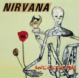 Nirvana - Incesticide - CD - 1992 - Importado Made In Germany