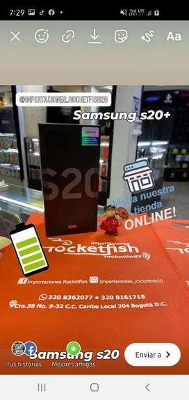Samsung s20 +