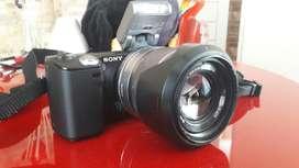 Vendo Camara Sony Nex 5