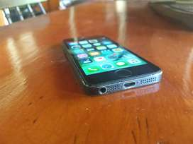 Vendo iPhone 5 16gb Libre de fábrica.