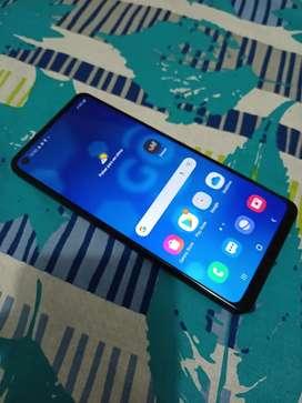 Se vende Samsung a21s ( doble sim)