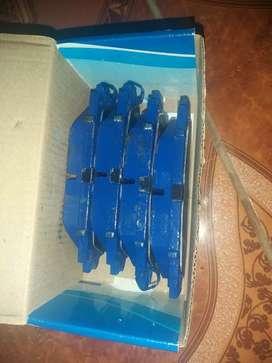 Vendo pastillas de Yaris 2009