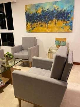 Vendo hermosas sillas en perfecto estado