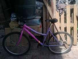 Bicicleta turbo