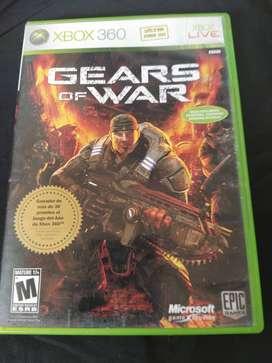 Usado Gears Of War 1 Xbox 360 Y Xbox One
