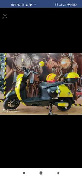 Vendo Moto eléctrica MTG
