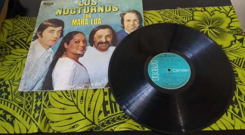 LP VINILO LOS NOCTURNOS CON MARA MUA RCA STEREO 0