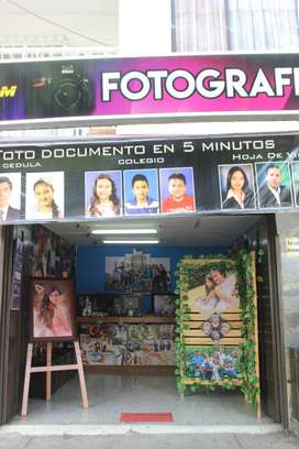 se vende local de fotografia