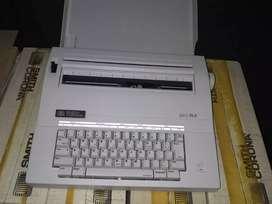 Máquina de Escribir Smish Corona