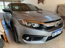Honda Civic como 0 km.. automàtica- cuero -impecable