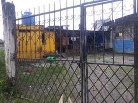Vendo lote de terreno con pequeña casa en Santo Domingo de los Tsáchilas
