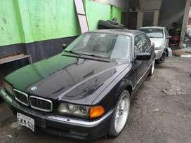 BMW 1998 Blindado