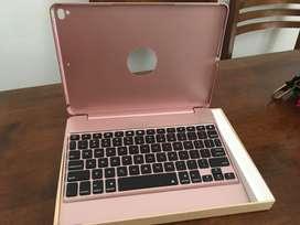 """Teclado 9,7"""" color Oro rosa material ABS"""