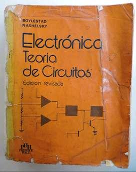 Electrónica. Teoría De Circuitos. 3ra Ed. Nashelsky